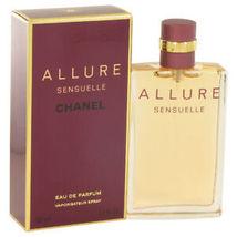 Chanel Allure Sensuelle Perfume 1.7 Oz Eau De Parfum Spray  image 3