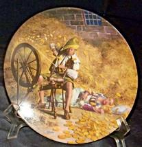 "Königszelt Bavaria ""Rumpelstilzchen"" Commemorative Plate by Charles Gehm AA20-CP image 2"