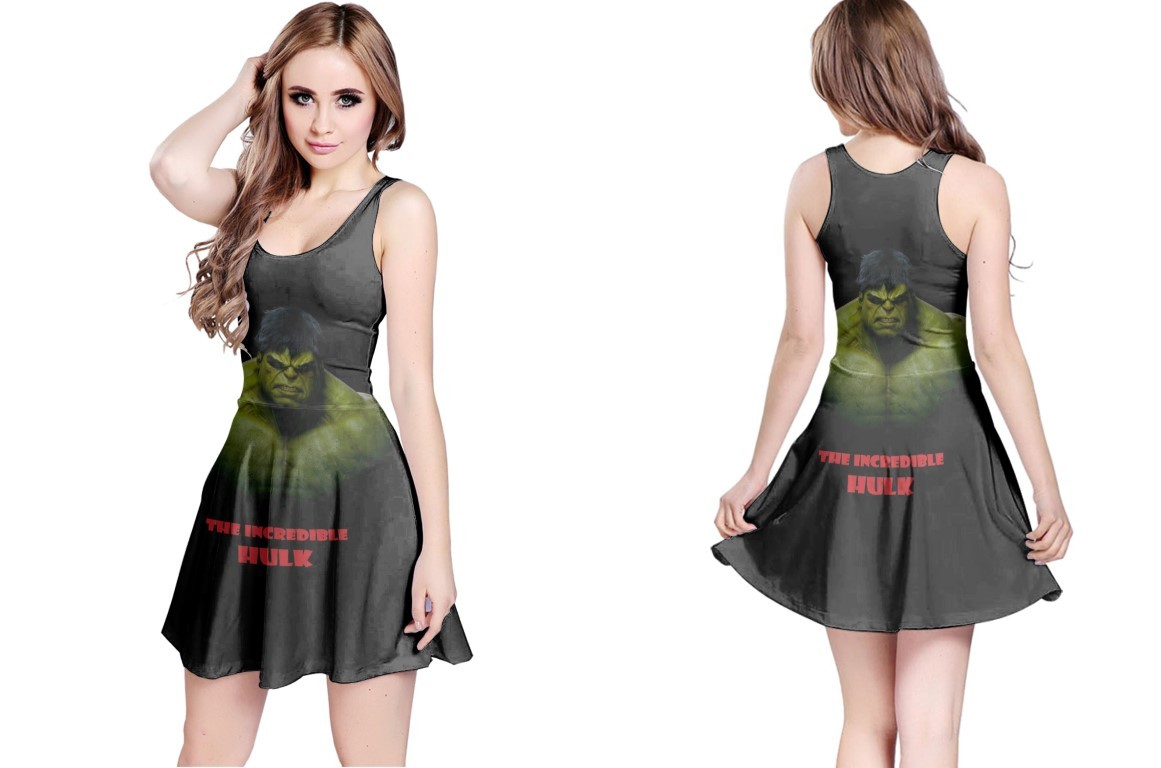 Primary image for Reversible Dress hulk the best