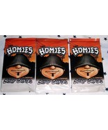 """2004 Homies """"The Baddest on the Block"""" Trading Cards LOT OF 3 SEALED PAC... - $2.99"""
