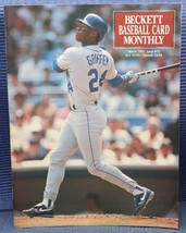 KEN GRIFFEY JR COVER - Beckett Baseball Card Monthly March 1991 Issue 72 - $9.95