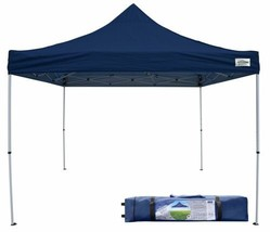 Navy 12x12 Outdoor Canopy Instant Cover 12' Top Gazebo Tent Patio Garden... - $171.56 CAD