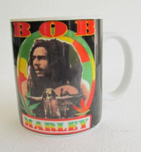NEW Bob Marley Reggae Music Jamaica Legend Cannabis Marijuana Coffee Mug - $16.99