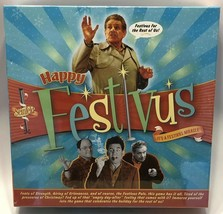 Seinfeld Happy Festivus Board Game Festivus For the Rest Of Us! Frank Co... - $39.19