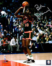 Bob Dandridge Signed Milwaukee Bucks Action 8x10 Photo - SCHWARTZ - £37.06 GBP