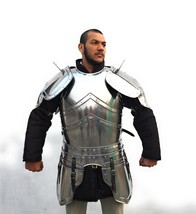 Medieval Armour Breastplate Wearable Reenactment warrior costume - $299.00