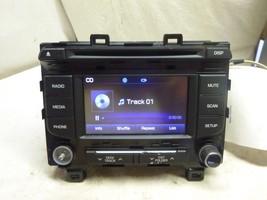 15 2015 Hyundai Sonata Radio Cd MP3 Player 96180-C20004X ZK27 - $33.66