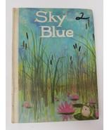 Sky Blue Reading Caravan Reader by Witty & Bebell HB HC, 1966 - $6.92