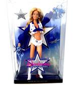 Dallas Cowboys Cheerleaders Barbie Collector Doll - $99.95