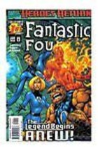 Fantastic Four #1 (Jan 1998, Marvel) Comic Book Collectible - $9.89
