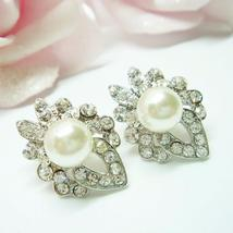 Vintage Inspired Pearl Earrings - $22.00+