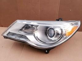09-12 Volkswagen VW Routan Xenon HID Headlight Head Light Driver Left Side LH image 1