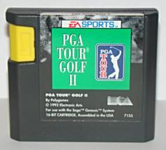 SEGA GENESIS - PGA TOUR GOLF 2 (Game Only) - $5.75