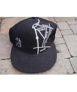 VTG Baseball HAT Cap Fitted NEW YPRK YANKEES BRONX BOMBERS YANKEE STADIU... - $29.65