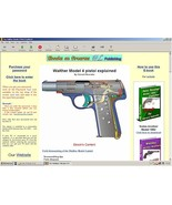 Walther pistol Model 4 explained - $7.95