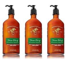 Bath & Body Works Aromatherapy Stress Relief Eucalyptus Spearmint Lotion... - $39.51