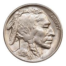 Superb - 1924 P Buffalo Nickel - Gem BU / MS / UNC - High Grade Coin - $190.00