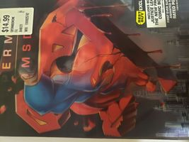Superman: Doomsday Best Buy Limited Ed with graphic novel + Lenticular cover DVD image 3