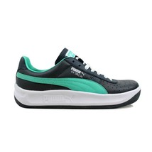 Puma GV Special Turbulence/Electric Green 343569 71 Men's SZ 7 - $68.40