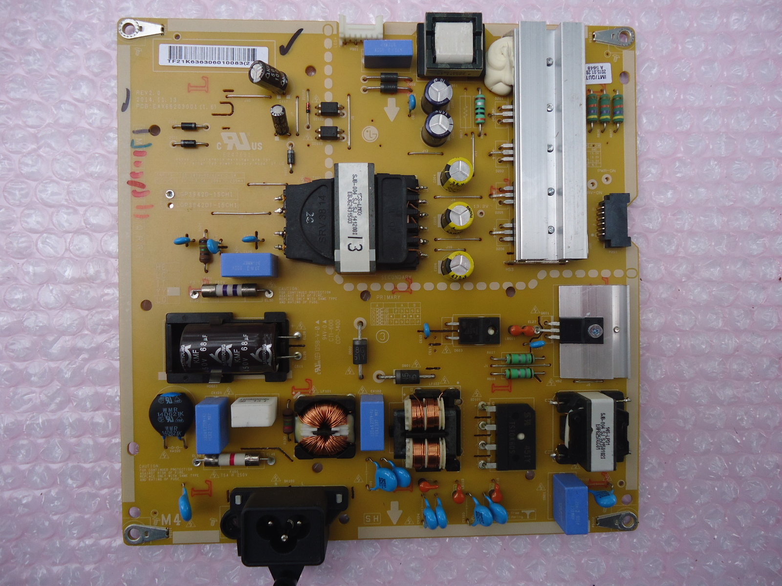 Lg 42LF5600 Power Supply Part# and 48 similar items
