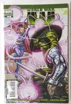World War Hulk #4 Variant 1:25 Pak Romita Jr. Janson Strain NM - $11.25