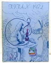 1972 Titan - Eleanor J. Toll Junior Middle School Yearbook - Glendale Ca... - $18.67