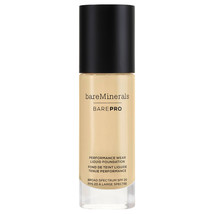 Bareminerals BarePro Performance Wear Liquid Foundation Natural 11 30 ml  - $27.34