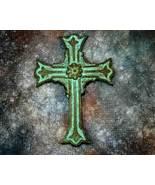 Vertigris Ornate Inspirational Cross Frig Magnet - $4.49