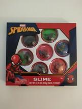 Marvel Spider-Man 7pc Slime Set. Walgreens edition - $7.86