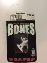 Reaper Miniatures Dwarf Slaver #77298 Bones Unpainted Plastic RPG Mini F... - $2.24