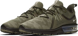 NIKE AIR MAX SEQUENT 3 PREMIUM LOW SNEAKERS MEN SHOES CAMOUFLAGE SIZE 10... - $118.79