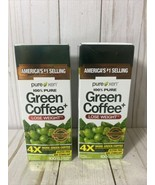 Purely Inspired Green Coffee  100 Veggie Tabs All-Natural, Gluten-Free - $24.75