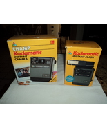 Kodak Champ Kodamatic Camera and Kodamatic Instant Flash NIB - $45.95