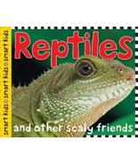 HARDCOVER Reptiles and Amphibians Priddy Bicknell Books - $8.29