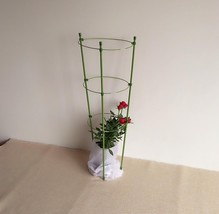 12pcs/lot PVC Coated Waterproof Garden  Folding Garden Trellis Plant Sup... - €42,93 EUR