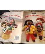 Peter Gregory Rosie & Jim Collection Knitting Book Double Knitting Patterns - $19.59