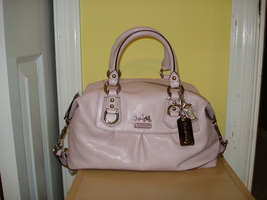 Coach NWT Madison Sabrina LAVENDAR 12937 - $185.00