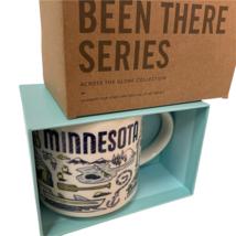 Starbucks Minnesota Been There Series Across the Globe Coffee Mug 14 Oun... - $31.64