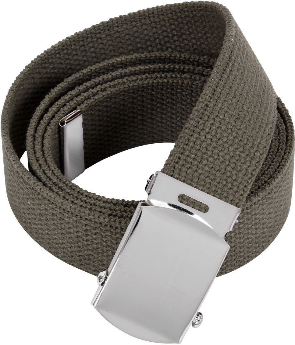 Olive Drab Military Cotton Web Belt with and 28 similar items 25a6bb379de