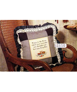 CROSS STITCH HAPPY HOME BY HARIETTE TEW - $3.00