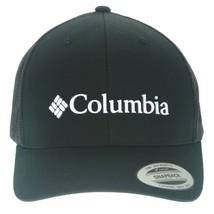 Columbia CU9186 Men's Women's Mesh Snap Back Ball Cap, Trucker Hat - $25.00