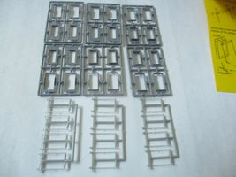American Limited # 8506 Operating Diaphragms For Streamliners Gray N-Scale image 3