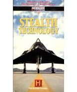 Modern Marvels:Stealth Technology [VHS] [VHS Tape] (2000) Modern Marvels - $10.00