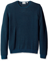 $90 Calvin Klein Pullover Crewneck Sweater Piglio Combo Size 2XL - $54.44
