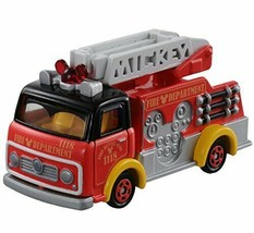 *Tomica Disney Motors DM-17 fire truck Mickey Mouse (provisional) - $9.22
