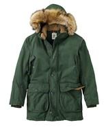 $350 NWT Timberland Men's Scar Ridge Waterproof Parka Style A1AKBC52 Siz... - $243.09