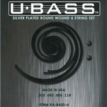 KALA Bass Strings set ukulele-based Waundotaipu KA-BASS4 U-BASS - $99.13