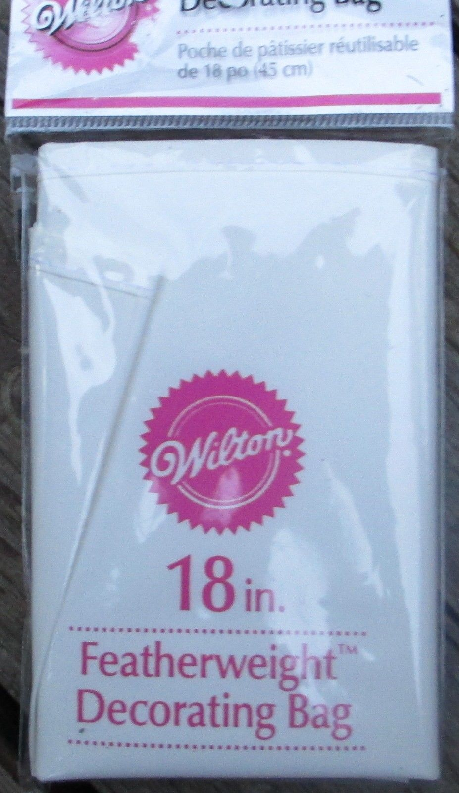 Wilton Cake Decorating Icing Bags : Wilton 18