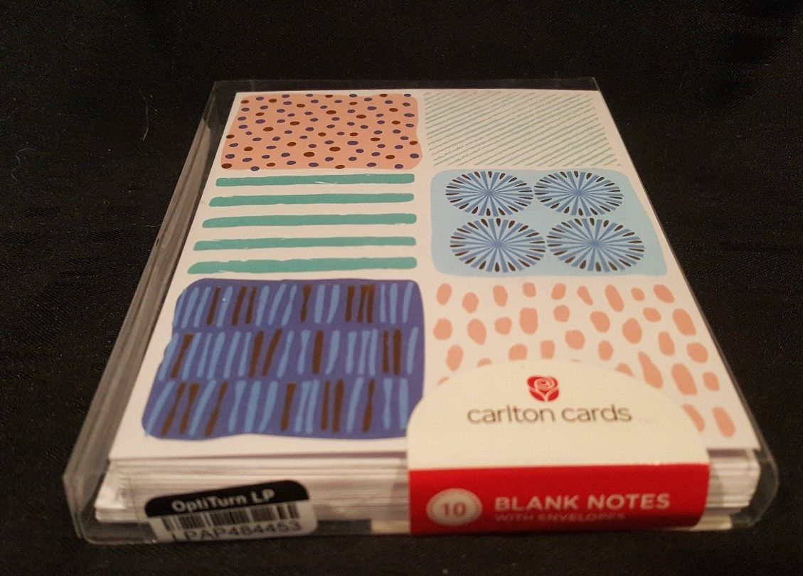American greetings blank note cards w and similar items american greetings blank note cards w envelopes random art design carlton cards m4hsunfo