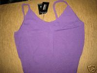 Express Purple Knit Sweater Tank Top Large L New NwT Other